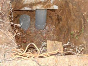Foundation Pit for Repair in NE, Oklahoma