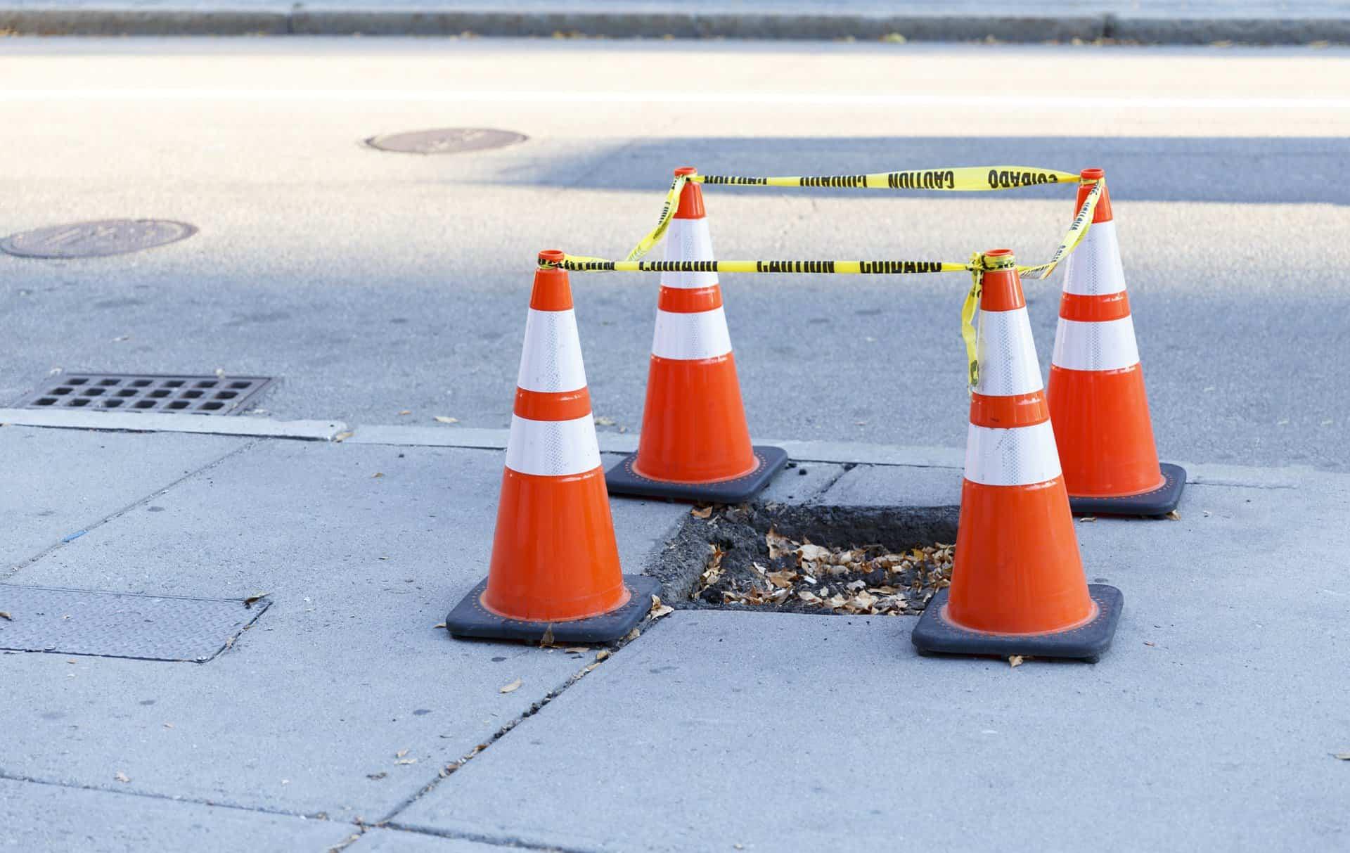Driveway and Sidewalk Repair in NE Oklahoma